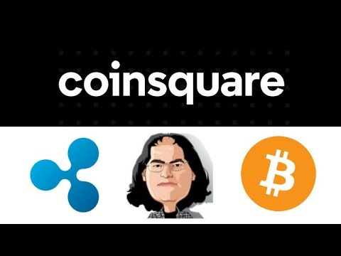 Crypto Exchange Coinsquare Headed To Europe (BTC, XRP, ETH) - Ripple's David Schwartz Bitcoin Work