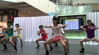 Vision Factoryの新アイドルユニットFairiesによるダンスパフォーマンス...
