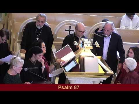 2018-04-03 Bridegroom Service & Hymn of Cassiane (Kassiani) 6:30 PM