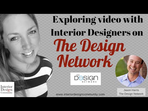 Exploring Video with Interior Designers on THE DESIGN NETWORK