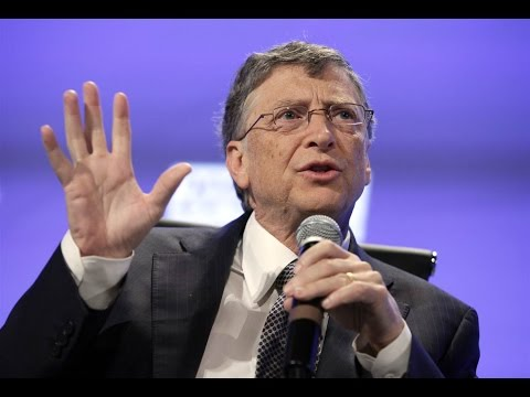 The top 10 richest people in tech 2015