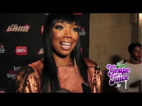 Brandy Talks The Game, New Album & More (Interview)