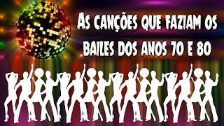 238 canções dos bailes dos anos 70 e  80 (Video Interativo)