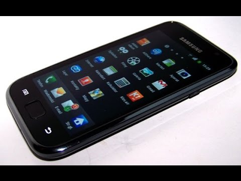 Samsung Galaxy S Plus i9001 разблокировка PIN-кода (hard-reset & break confirm password)