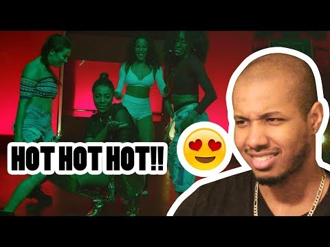 LUDMILLA - TIPO CRAZY (FEAT. JEREMIH) REACTION