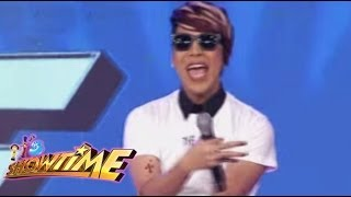 Vice Ganda gives a sneak peek of his new song, Boom Panes