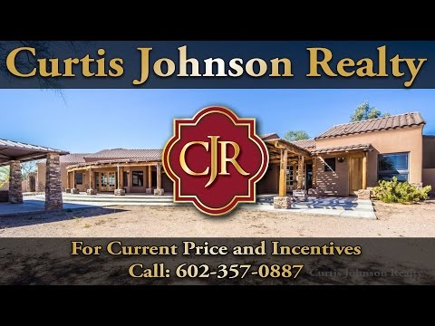 Curtis Johnson Realty 3D Tour   29537 N  155th Ave, Surprise - Fantastic Home!