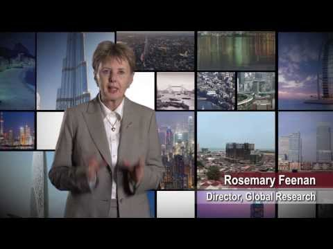 Cities Research Center introduction - Rosemary Feenan, JLL