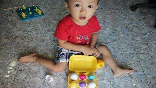 Surprise Eggs Toys For Kids Videos 2016