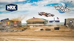 Nitro World Games Rallycross Qualifiers & Moto Event Finals