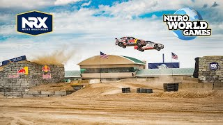 Nitro World Games Rallycross Qualifiers & Moto Event Finals