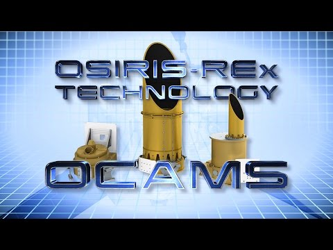 OSIRIS-REx Tech – Taking Pictures of an Asteroid