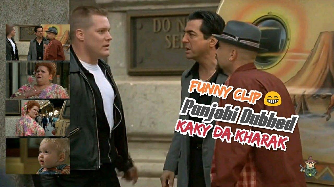 Download Moto - Baby's Day Out - kaky da kharak in Punjabi Funny Scene