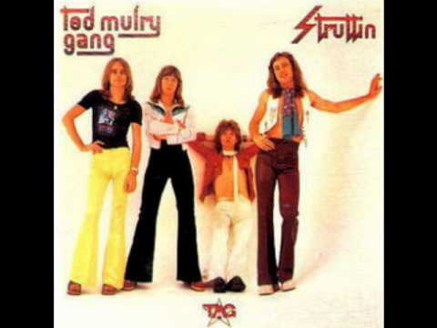 Ted Mulry Gang - Crazy