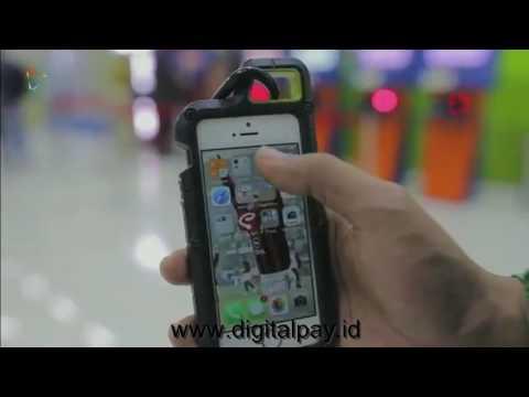Cara Boarding Pass Tiket Kereta Api Digitalpay Youtube
