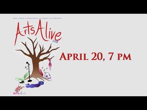 Arts Alive 2018
