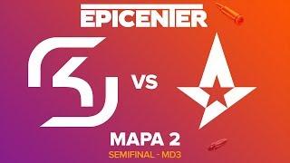 EPICENTER 2017 - SK Gaming vs. Astralis (Mapa 2 - Mirage) - Narração PT-BR