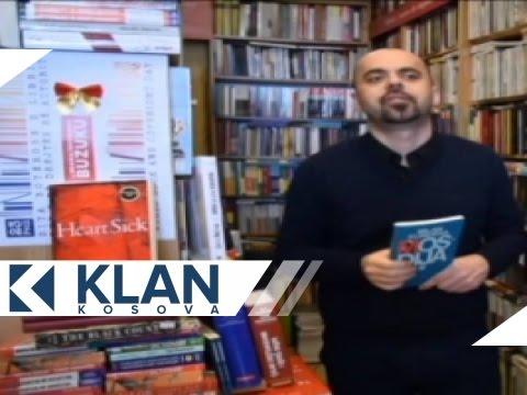 "ORA 7 - Libri ""Mosdija"" nga Milan Kundera - Gonxhe Gerxhaliu"