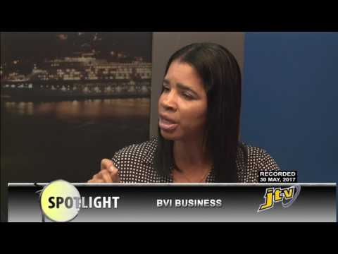 SPOTLIGHT   BUSINESS IN BVI