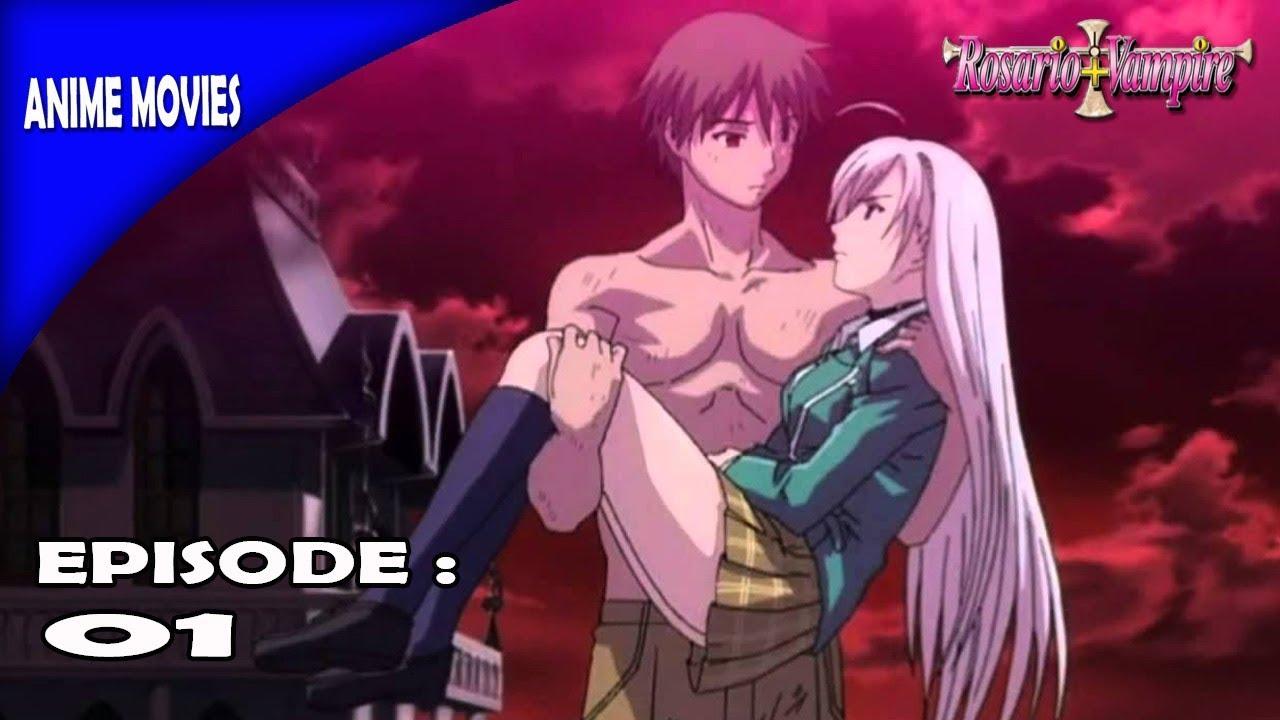 Rosario vampire ○ episode 01 sub indo
