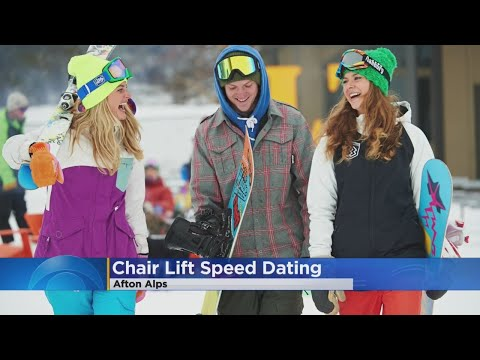 afton alps chairlift speed dating