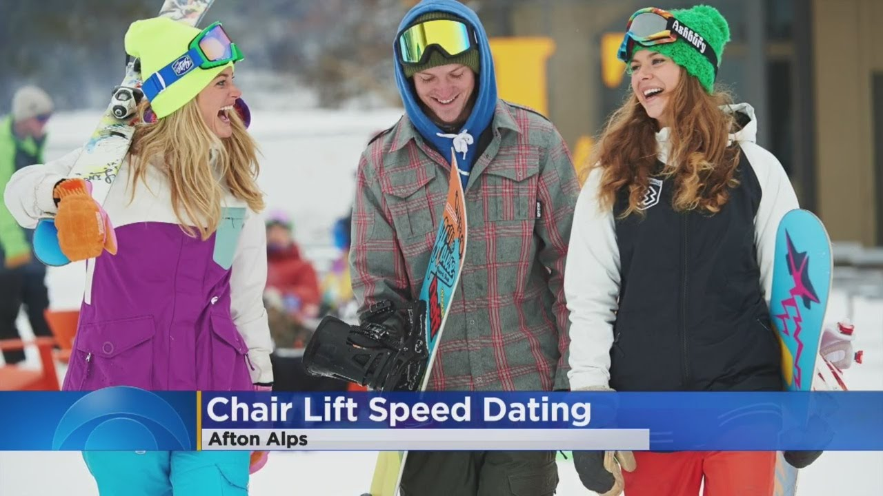 Speed Dating On A Chair Lift