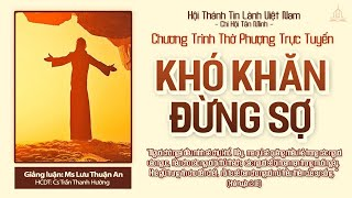 HTTL TÂN MINH - Chương Trình Thờ Phượng Chúa - 06/06/2021