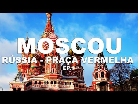 Conhecendo a Russia | Moscou (Praça Vermelha e Kremilim)