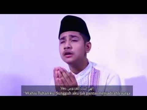 Syakir Daulay Syair Abu Nawas Yang Menyentuh Hati Tak Terasa Air Mata Ikut Menetes