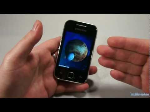 Обзор Samsung Galaxy Y s5360