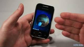 видео обзор о Samsung Galaxy Y S5360