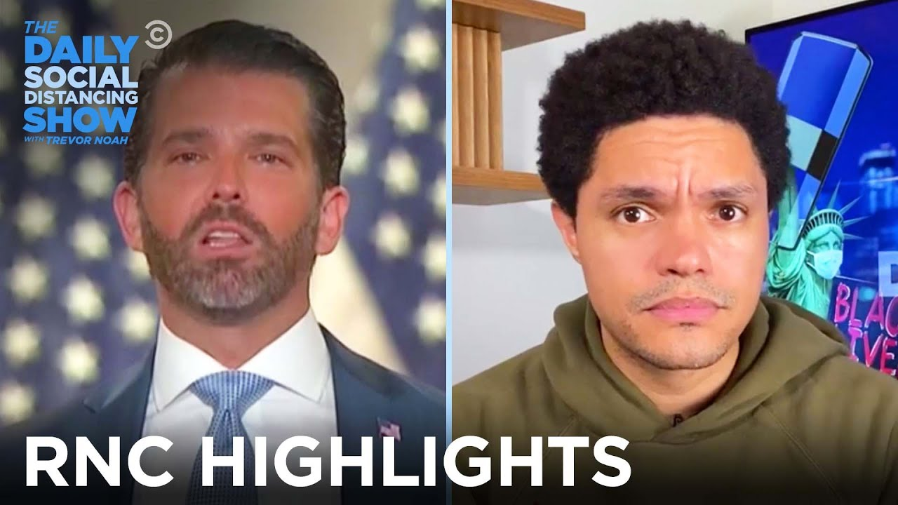 """The RNC's Appeal to Black Voters & Don Jr.'s """"Imagine"""" Speech 