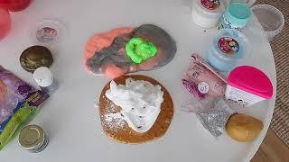 En Pahalı Slimelardan Çöplük Slime Hazır Slime Slaym Marsmello Bozuk Çıktı #slime Bidünya Oyuncak 🦄