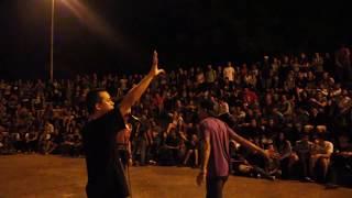 NAUÍ MOVNI VS DREKA | BATALHA DE RAP DA Escada |  2º - FASE