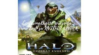 HALO CE NVIDIA 920 MX