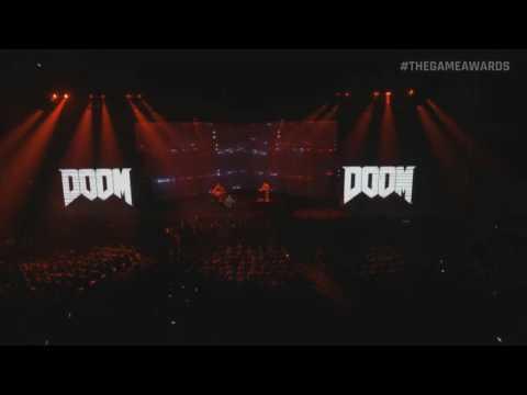 Mick Gordon - DOOM & Quake II Medley (Live at The Game Awards 2016)