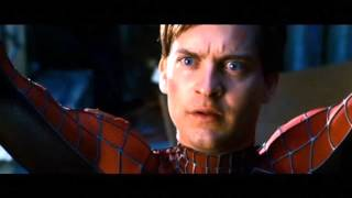 Spider-Man 3: Venom (Topher Grace) vs Spider-Man (Tobey Maguire)