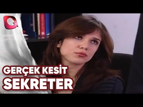 Gerçek Kesit | Sekreter thumbnail