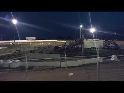 34 Raceway - Heat Race - 9/2/17