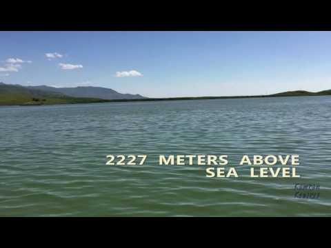 Journey to Nakhchivan, Batabat lakes
