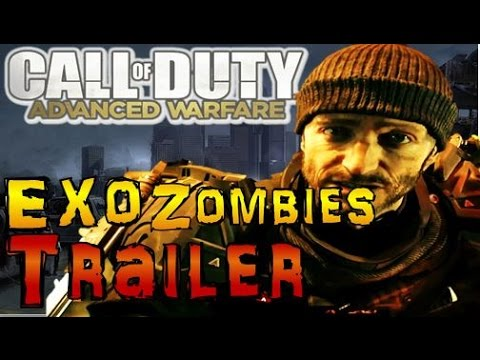 OFFICIAL Advanced Warfare Exo Zombies Trailer, Exo Zombies Confirmed, Havoc DLC Exo Zombies Mode