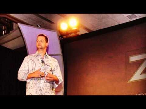 Chris Gee Speaks To Inspire Kids