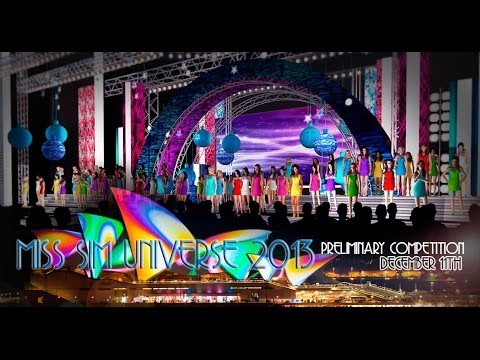Miss Sim Universe 2013 - Preliminary Competition (Part 1/3)