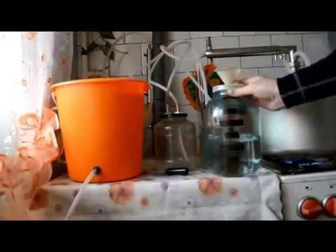 Холодильник из ведра для самогонного аппарата мини пивоварня цена на 500 литров