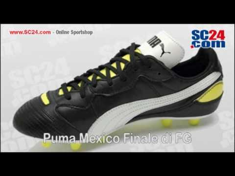ef50c0038 Puma Mexico Finale di FG Art.Nr. 26930 - YouTube