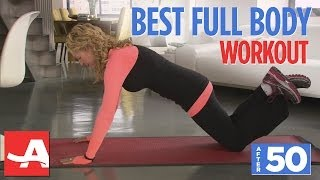 FULL BODY WORKOUT IN 15 MINUTES | The Best of Everything