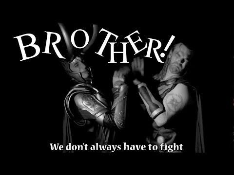 Danzig - Mother - LOKI AND THOR (parody song) BROTHER