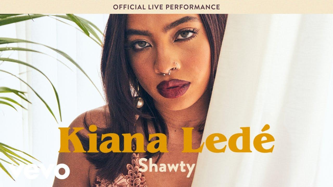 "Kiana Ledé - ""Shawty"" Live Performance | Vevo LIFT"