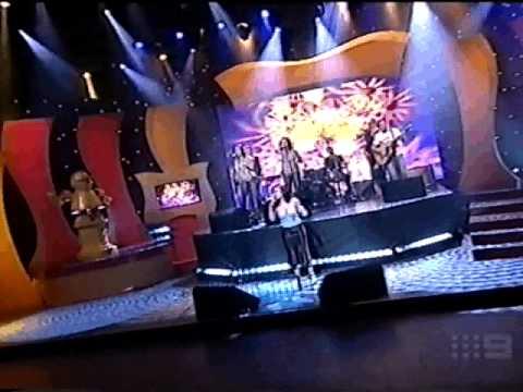 "Lloyd G - Tina Arena on ""Australias Funniest Home Videos"".avi"