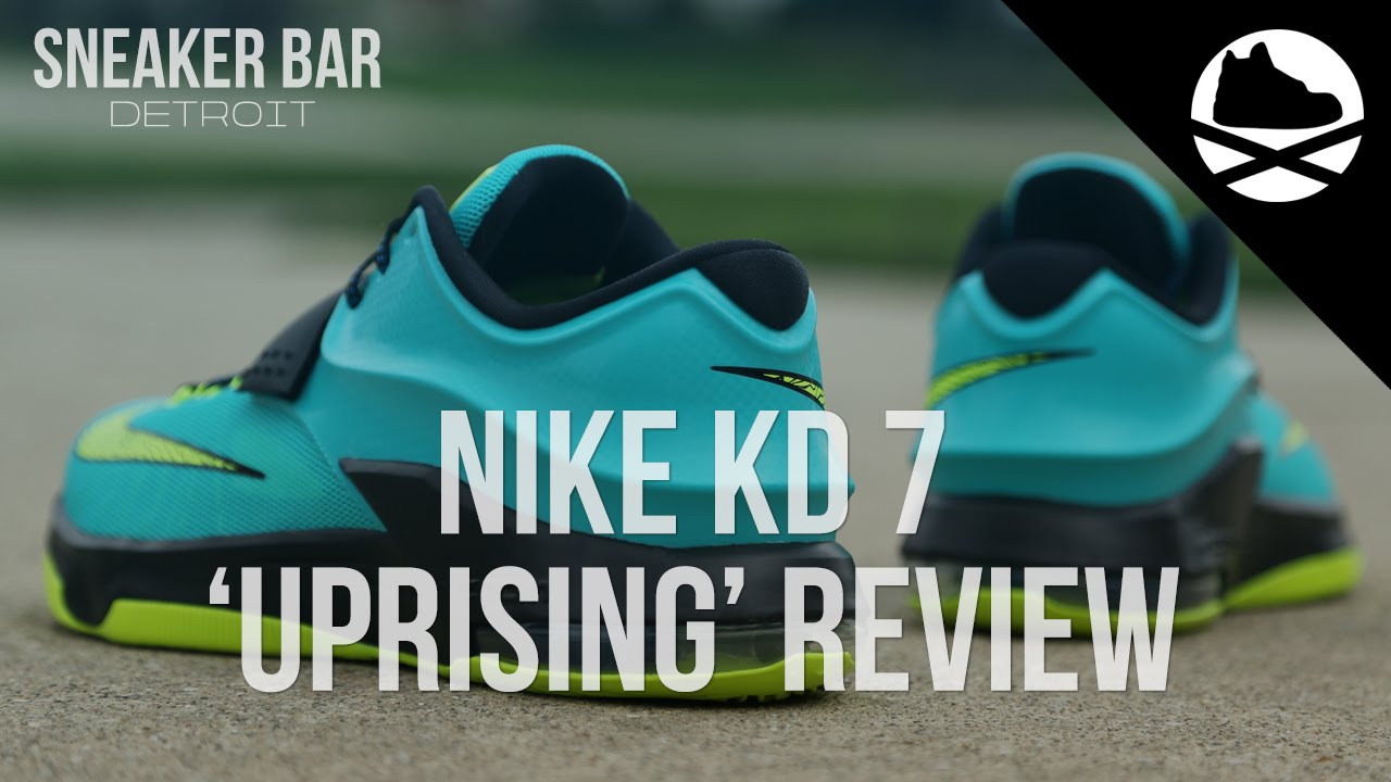 Nike KD 7  Uprising  - Review - YouTube b04957840